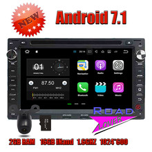 Wanusual 2G+16GB Android 7.1 Car DVD Player For VW Passat B5/Golf 4/Polo/Bora/Jetta/Sharan/T5 1999-2005 Stereo GPS Navigation(China)