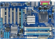 Free shipping 100% original motherboard for Gigabyte GA-P45T-ES3G  LGA 775 DDR3 P45T-ES3G boards 16gb p45 Desktop mainborad