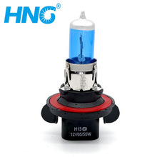 HNG H13 12V 60/55W Car Lights Bulb Lamp Halogen Car Auto Head Lamp Cars Car Styling 2/PCS Free Shipping