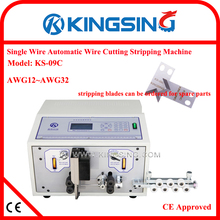 Factory-outlet Best Brand Wire Cutting and Stripping Machine KS-09C + Free Shipping by DHL air express (door to door)(China)