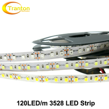 3528 LED Strip 120 LED/m DC12V Flexible LED Light White / Warm White / Red / Green / Blue LED Strip 3528 / 2835.