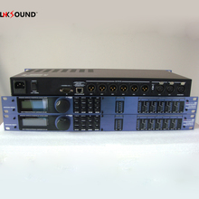 Free shipping Driver PA PA260 Rack 3in6out professional audio processor Loudspeaker Management System pro stage sound processors(China)