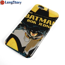 Phone Hard Cases Covers Marvel Characters Comic Painting Back Mobile Phone Carrying Case for iPhone 5 5s Se