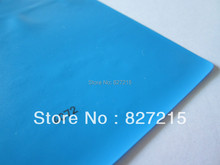 1.5/1.8 meters width #4072 Light Blue Translucent Stretch Ceiling Film  and PVC stretch ceiling film small order