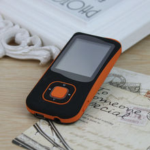 Portable MP3/MP4 Player 1.8 inch LCD Screen sport mp3 Memory sd Card Slot Clip music Player Radio FM ebook video player