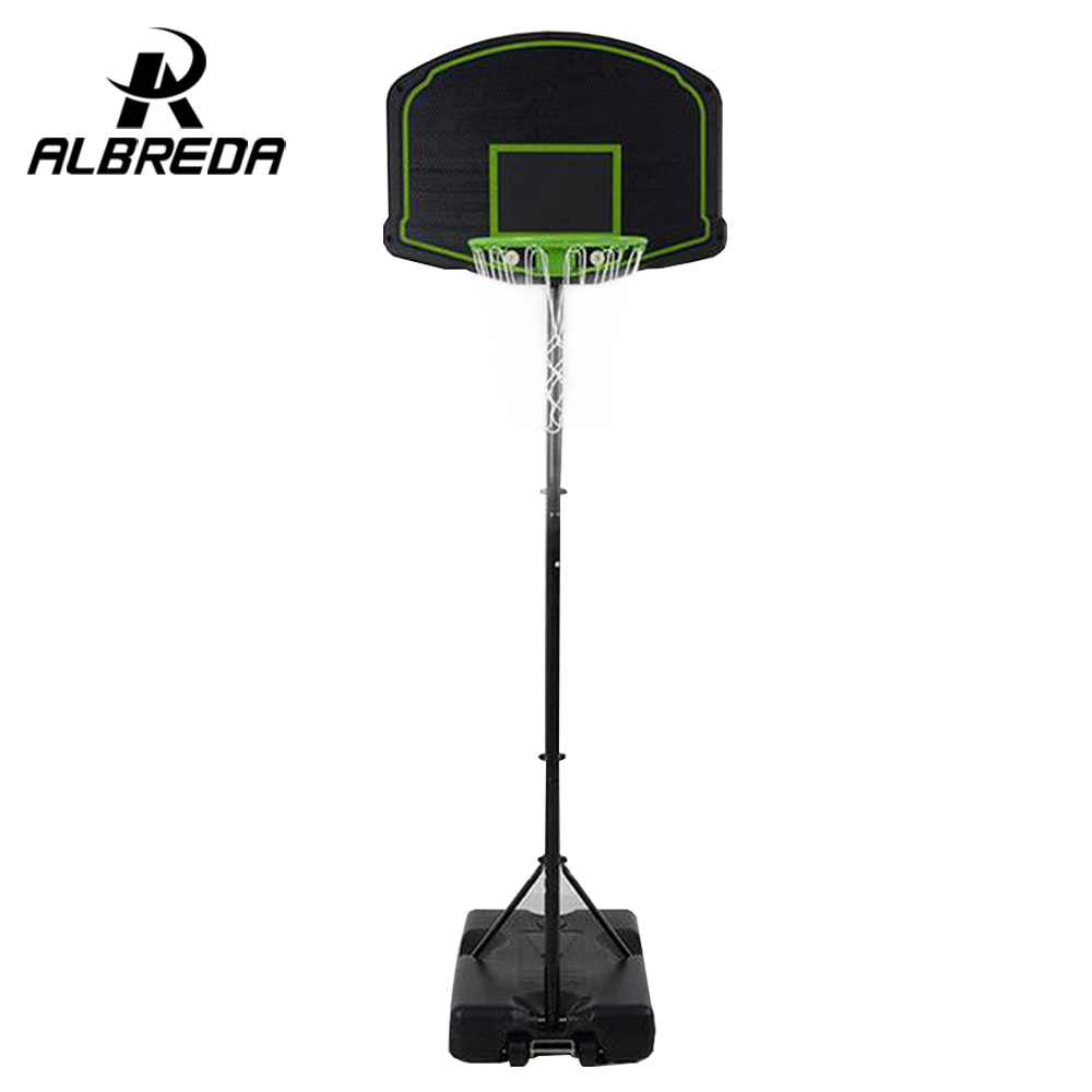 ALBREDA New arrival  Adult outdoor standard basketball frame height indoor and outdoor movable basketball stand RO279<br><br>Aliexpress