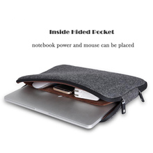 2017 New Laptop Bag For Macbook Pro/Air Retina 11/12/13/15 inch Computer Sleeve netbook laptop case 14 15.6 For Dell Asus HP