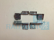 Genuine New LCD Hinges For Dell Inspiron E1705 9400 M90 M6300 9300 9200 Left Right Screen Hinges Bracket Set