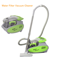 6L Water Filter Vacuum Cleaner 1600W Handheld Vacuum Cleaner Wet Dry Vacuum Cleaner For Home Dust Mite Collector VC9001(China)