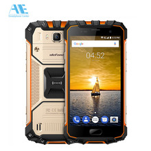 Ulefone Armor 2 IP68 Waterproof Helio P25 Octa Core 5.0 inch 6G RAM 64G ROM Octa Core Cell Phone 4G Fingerprint Mobile Phone(China)