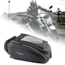 2016 New Protective Gears Luggage Motorcycle Tank Bag Sports Helmet Racing Motobike Backpack Magnet Backpack