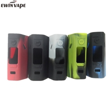 2pcs/lot RX 2/3 Silicone Case EWINVAPE Reuleaux RX2/3 150W 200w Box Mod vapor cover Protective Case Vaporizer E Cigarette case(China)