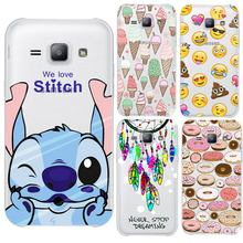 Coque для Samsung Galaxy S3 S4 S5 Mini S6 S7 Edge S8 плюс J1 J3 J5 J7 A3 A5 2016 2017 Note 4 5 Гранд Neo плюс Duos премьер-Чехол(China)