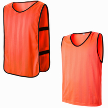 High quality Dobby Breathable Quick Dry Men/Kids Training Soccer Vest Jersey Football team  game tank top Customizable Number