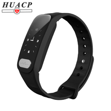 ECG Smart Bracelet Blood Pressure Smart WristBand R11 Heart Rate Temperature Pedometer Bluetooth Fitness Band For iphone Android(China)
