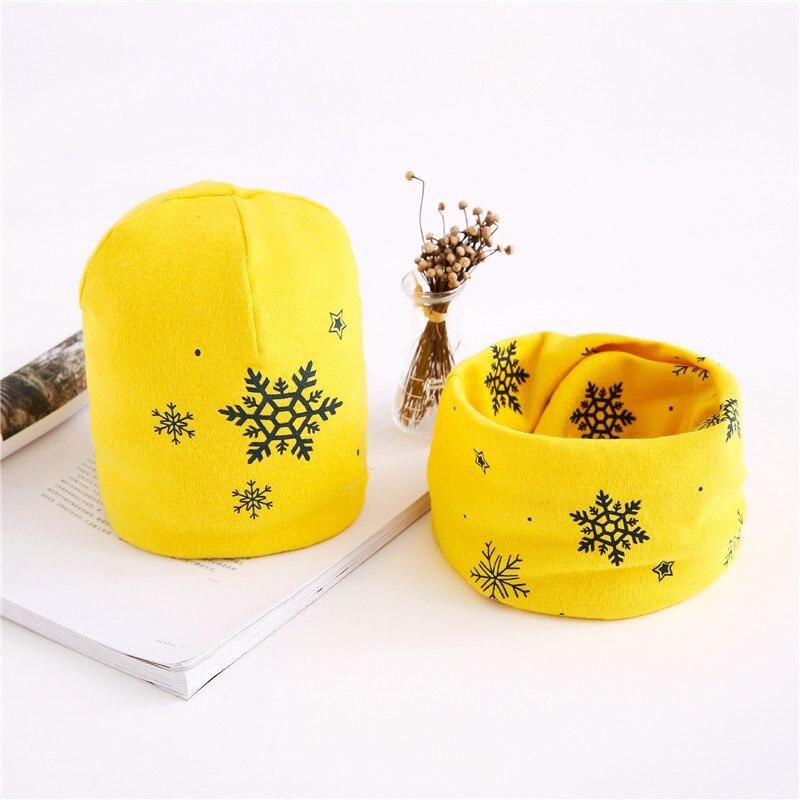 snow yellow set