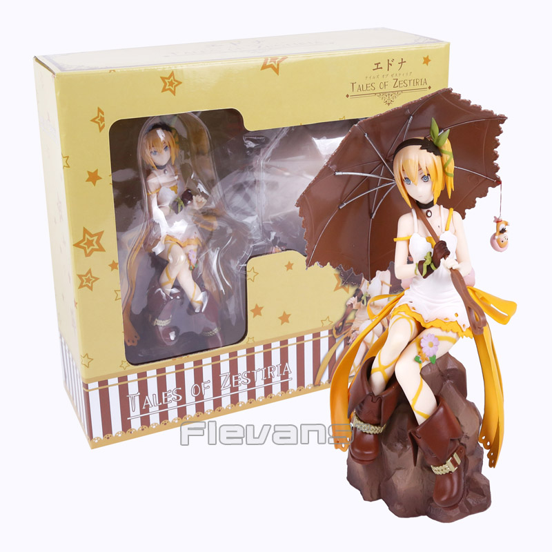 Anime Tales of Zestiria Etona 1/8 Scale Pre-painted PVC Figure Collectible Model Toy 21cm<br>