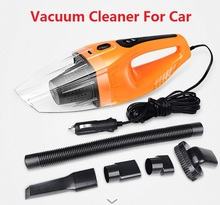 Multi-function 12V Car Vacuum Cleaner Wet Dry Dual-Use Super Suction Car Use Portable Dust Hand Vacuum Cleaner