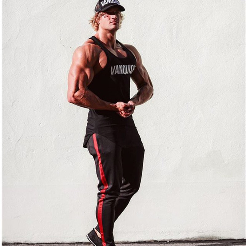 Breathable Jogging Pants Men Fitness Joggers Running Pants Training Sport Pants For Running Tennis Soccer (9)