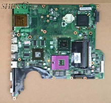 Free Shipping Laptop Motherboard For HP DV5 Series 504641-001 482870-001 PM45 G96-630-C1 Mother board(China)