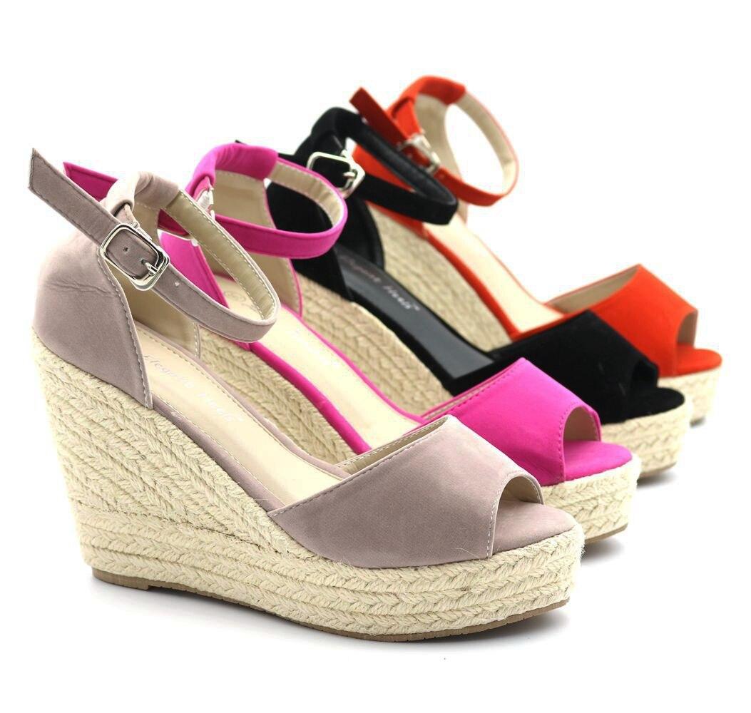 Women sandals Shoes 2017 Ladies High Heel Sandals,Summer Womens Open Toe Button Straw Braid Wedges Platform Beach Sandals women<br><br>Aliexpress