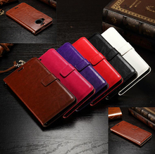 Wallet PU Leather Case for Microsoft Lumia 530 930 540 850 435 950 640XL with Stand and Card Holder Phone Bag Flip Cover