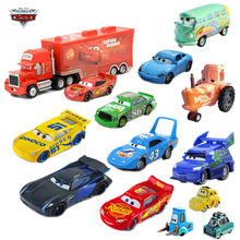 27 Styles Disney Pixar Cars 3 Lightning McQueen Jackson Storm Ramirez Diecast Metal Alloy Model Educational Toy Car Gift For Kid(China)