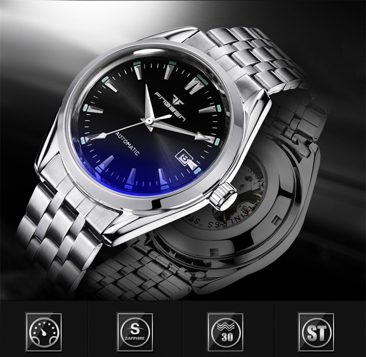 Automatic mechanical watch (4)