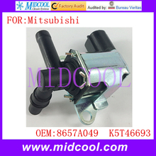 New Auto Emission Vapor Canister Solenoid Valve use OE NO. 8657A049 , K5T46693 for Mitsubishi
