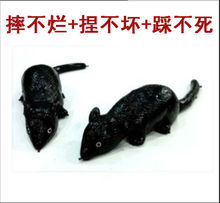 Free shipping vent toy rat amazing best April Fool's joke prank toys and gifts Toys Tricky Fun gift ideas(China)