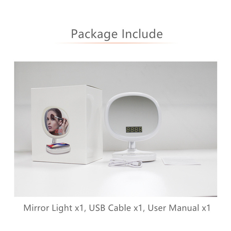 Mirrow light Package Include