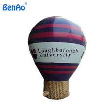 AG026 Low price PVC inflatable ground balloon, promotion balloon,cold air balloon for advertising(China)