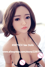 140cm full silicone sex dolls real adult life size lifelike vagina breasts male masturbation adult doll big chest tpe love dolls(China)