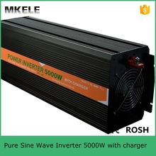 MKP5000-122B-C pure sine off grid inverter 5kw 12v 220v inverter,5kw wind turbine inverter,electronic inverter with charger(China)