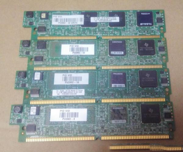 16M DRAM PVDM2-16 for CISC0 2821 2811 2851 2801 3825 3845 router Used Oranginal  Test good<br>