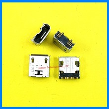 3ps/lot USB Charging Port Charger Dock Connector Replacement for HTC P510e Flyer P6400 P512e P710E high quality