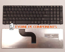 Laptop Keyboard For Gate way ZQ2 ZR7 ZYB US Version(China)