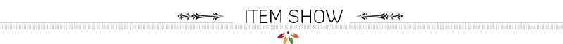 ITEM SHOW-1