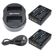 Batmax NP-W126 NP W126 Battery+USB Dual Charger for Fujifilm FinePix HS30EXR HS33EXR X-Pro1 X-E1 X-E2 X-M1 X-A1 X-A2 X-T1 X-T1