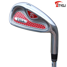 Brand TTYGJ. Single 4 IRON Regular Flex for beginner. 4 long iron golf club steel or carbon shaft. golf club # steel golf 4(China)