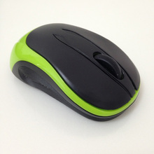 2000 DPI Wireless Mouse to Laptop, Green USB Mice, Mouse for computer, Fashion Maus, Souris Sans Fil, Brand Cordless mouse