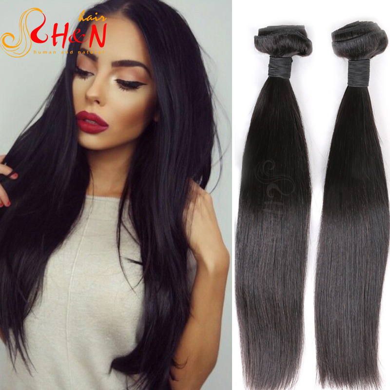 9a indian straight shine and luster cheap virgin human raw extensions no tangle no shed short hair for straight hair 8-30inch<br><br>Aliexpress