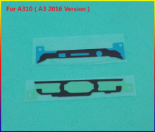 20pcs/lot Original Housing Sticker Front Frame Plate Cover Adhesive For Samsung Galaxy A310 ( A3 2016 Version ) Tape Glue