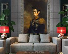 best selling handmade items metal art wall decor hand painted michael jackson oil painting canvas paintings reproduction