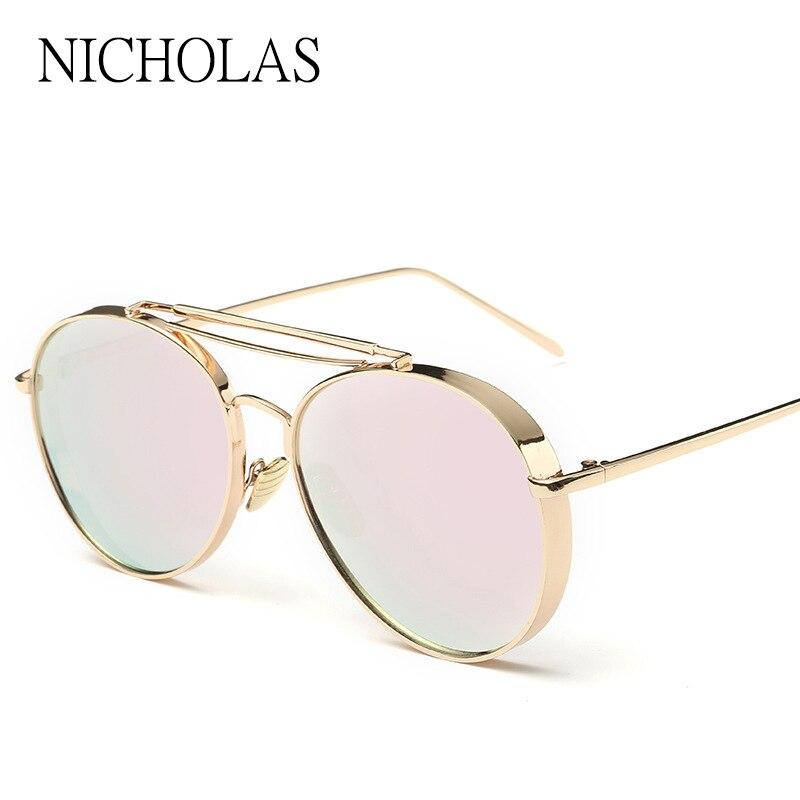 2018 LWC Oversized Sunglasses Ladies Luxury Fashion Sun Glasses  5 Colors