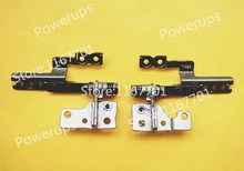 100% Original Laptop/Notebook LCD/LED Left&Right Axis Hinges loops for Samsung NP-740U3E NP740U3E 740U3E(China)
