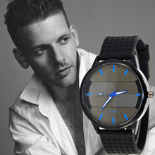 Buy 2017 New models male watch famous brands fashion Luxury Quartz Sport Military Stainless Steel Dial Leather Band Wrist Watch Men for $2.32 in AliExpress store