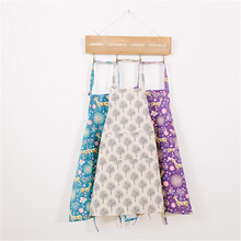 1 pcs Pretty Cotton&Linen Tree Pattern Aprons Adult Home Party Kitchen Cooking Apron