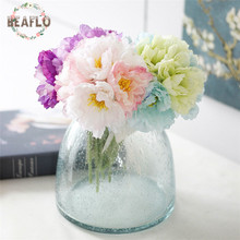1 Bouquet DIY Fresh Artificial Flower Rosemary Silk Fake plant Wedding Home Party Decorative 3 Colors - BEAFLO FlowerArt Store store