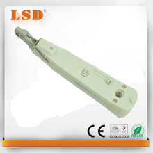 LS-3225 enthernet rj45/rj11/rj12 phone cable multi punch down tool(China)